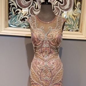 Terani Couture Cocktail Dress